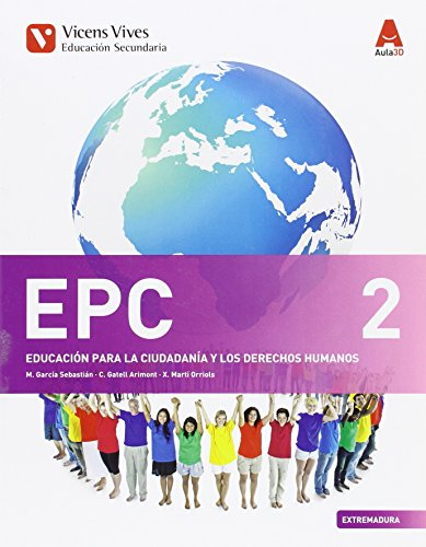 EPC EXT (2º EDUCACION CIUDADANIA Y DERECHOS..): 000001 - 9788468207551