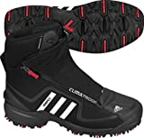 adidas Herren Terrex Conrax CP Climaproof Adventure Outdoor Pferdeschuhe, Schwarz/Weiß/Rot, Size UK 5.5