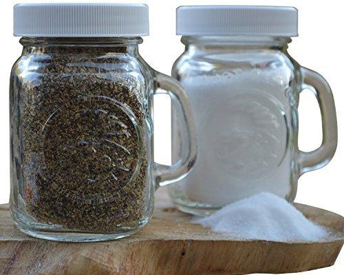 golden-harvest-ball-mason-jar-glass-salt-and-pepper-shakers-clear-set-of-2-by-golden-harvest