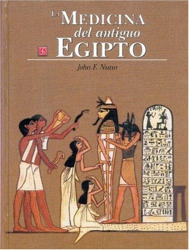 Medicina del antiguo Egipto (Ciencia y Tecnologia)