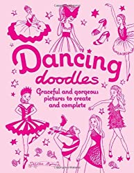 Dancing Doodles (Doodle Books): Written by Nellie Ryan, 2010 Edition, Publisher: Buster Books [Paperback]