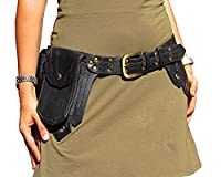 One Leaf Multi Pocket Hip Belt Utility Belt Waist Pack Bum Bag - Ultra KL (34