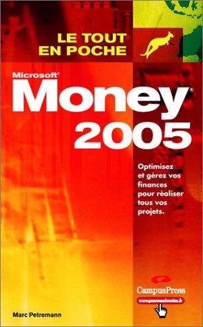 Microsoft Money 2005 par Marc Petremann
