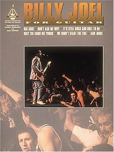 Billy Joel for Guitar - Publishing Emi Music