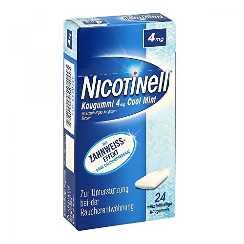 Nicotinell 4mg Cool Mint 24 stk