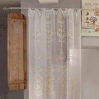Amazon.es: cortinas rusticas - Decoración del hogar: Hogar y cocina