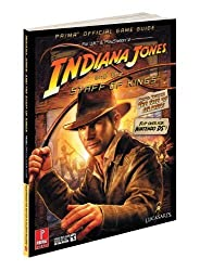 Indiana Jones and the Staff of Kings: Prima Official Game Guide (Prima Official Game Guides) by Stephen Stratton (2009-06-09)