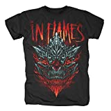 in Flames - Jesterhead - Official Mens T Shirt