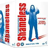 Shameless - Complete Series / Season 1-11 Uncut Original British Version [NON-U.S.A. FORMAT: PAL + REGION 2 + U.K. IMPORT]