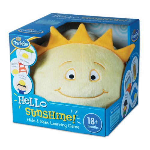 Think Fun ThinkFun Hello Sunshine Board Game
