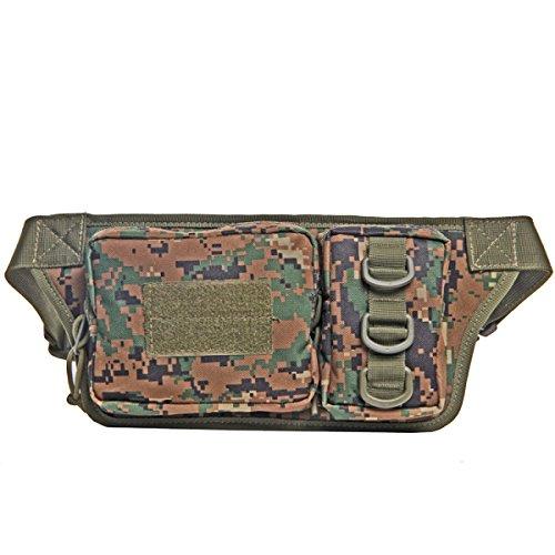 Multifunktionstaschen Outdoor-Fitness Multicolor Camouflage6