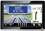 Falk Neo 550 2nd Edition Navigationsgerät (12,7 cm (5 Zoll) Touchscreen, Bluetooth, 45 Länder Kartenmaterial, TMCPro) inkl. Türkei schwarz
