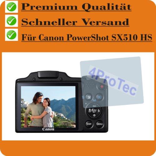 2x-canon-powershot-sx510-hs-entspiegelnde-displayschutzfolie-bildschirmschutzfolie-von-4protec-nahez