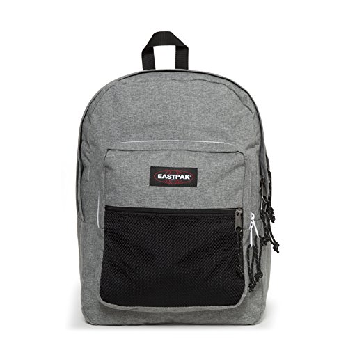 Eastpak Pinnacle, Zaino Casual Unisex - Adulto, Grigio (Frosted Grey), 38 liters, Taglia Unica (42 centimeters)