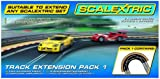 Hornby France - C8510 - Scalextric - Voiture  - Extension de circuit, pack 1