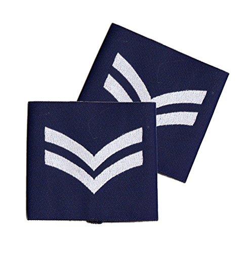 Royal Air Force Paar Blue Rank Dias/Schulterklappen RAF (allein)