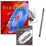 Die neue Harmonielehre - 100 Übungen mit beiliegendem Lösungsheft zu allen Kapiteln der Theorie-Bücher Die Neue Harmonielehre Band 1 und Band 2 - mit CD und Piano-Bleistift -