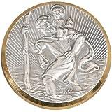 Carlinea 483315 Médaille St Christophe