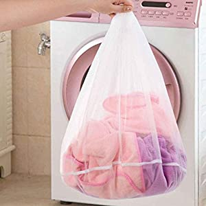Busirde Lave-Linge Sac Machine à Laver Sacs Mesh Entretien ménager Outils Accessoires de Lavage Wash Soins