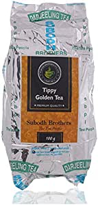 Subodh's Tippy Golden Tea, 100 grams