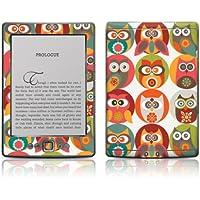 Decalgirl - Skin (autocollant) pour Kindle - Famille de hiboux