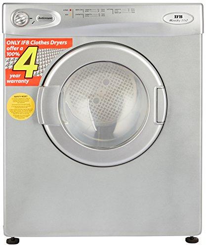 IFB 5.5 kg Dryer  (Maxi Dry EX, Silver)