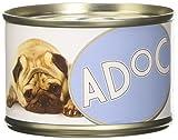 Adoc - Cibo Umido per Cani Adulti con Ingredienti Naturali Filetti di Pollo - 24 lattine da 170gr