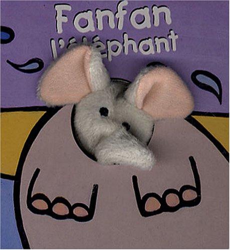 Fanfan l'éléphant par Klaartje Van der Put