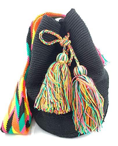 325251fb8 COLOMBIAN STYLE Bolsos Colombianos Artesanales, mochilas Wayuu, tanto para  mujer como para hombre.