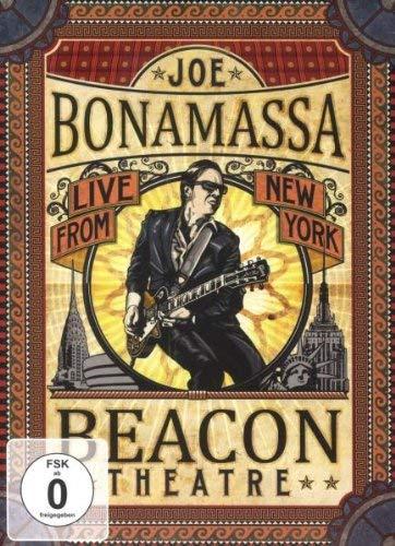 Joe Bonamassa - Beacon Theatre: Live from New York [2 DVDs] Lg Av-receiver