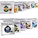 MEGA VALUE Tassimo Assortment Pack Containing 40 Factory Sealed Coffee / Tea / Chocolate Drinks Pods