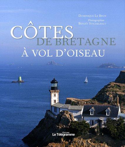 Côtes de Bretagne à vol d'oiseau