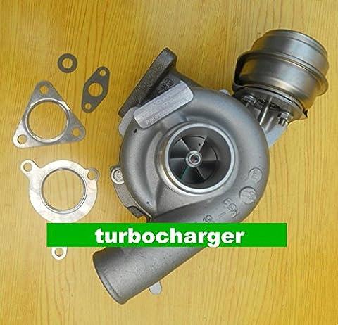 TURBOCOMPRESSEUR GOWE pour gt1849 V 717626–5001S 705204–5002S 705204–5002/01 pour Opel Signum/Vectra C Saab 9–3 9–5 Y22DTR TiD 2.2 DTI Turbo TURBOCOMPRESSEUR