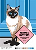 animaux myst?res 100 coloriages myst?res