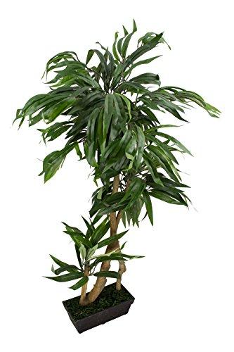 Kunstbaum Ficus Bonsai 105cm