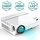 Vidéoprojecteur, ABOX A6 4000 Lu...