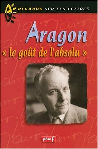 Album Aragon - Aragon : Le goût de