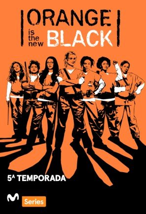 ORANGE IS THE NEW BLACK – Spanish Tv Series Wall Poster Print - 30CM X 43CM Brand New