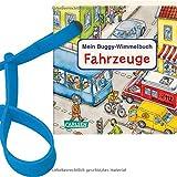 Buggy-Bücher: Mein Buggy-Wimmelbuch: Fahrzeuge