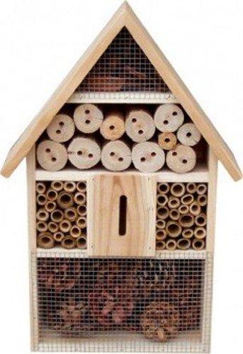 #iapyx® großes Insektenhotel Insektenhaus und Bienenhaus , Nistkasten und Bruthilfe#