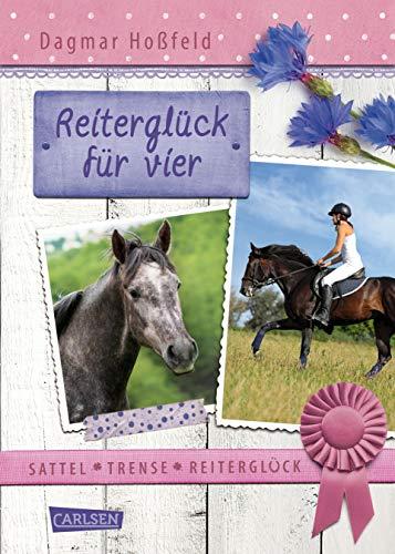 Sattel, Trense, Reiterglück 3: Reiterglück für vier (3)