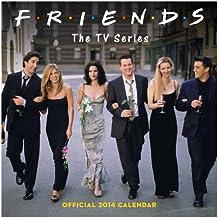 Official Friends TV 2014 Calendar (Calendars 2014)