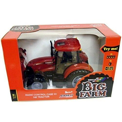 Imagen principal de Racing Champions International - Tractor Case R/C Pilas Con Luces Y Sonidos 120-42600