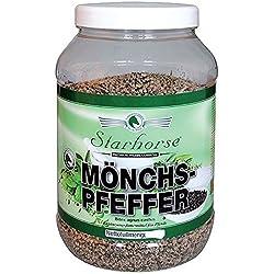 Starhorse Mönchspfeffer 1000g bei Hormonstörungen, für Stuten oder Wallache