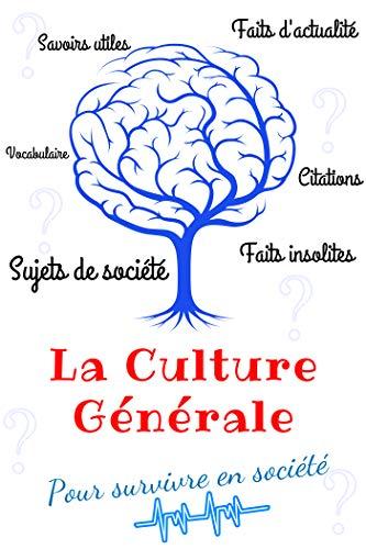 Couverture du livre Livre de Culture Générale: Survivez en société