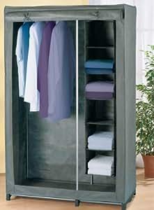 wenko ordnungssystem kleiderschrank libert inkl w schesortierer. Black Bedroom Furniture Sets. Home Design Ideas