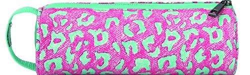 Mid-Pac Kits Bleistift-Box, 22 cm, Rose (Rosa-Leopard-A) -