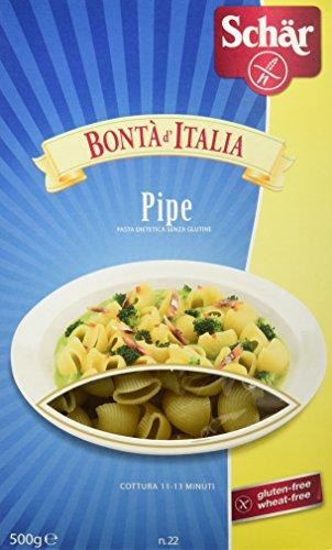 Dr. Schar Pipe Pasta - 500 gr