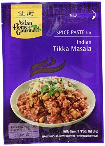 AHG Pâte d'Épice Tikka Masala 50 g - Lot de 6