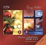 Linda Heins: Special Christmas Songs (3 & 4) - Doppelalbum - Gemafreie Weihnachtsmusik (gesungen) - (Die schönsten deutschen & englischen Weihnachtslieder) (Audio CD)